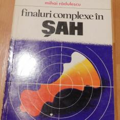 Finaluri complexe in sah de Mihai Radulescu