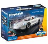 Playmobil Movie, Rex Dasher cu Porsche Mission E.