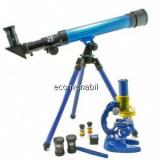 Jucarie Microscop si Telescop Set 2in1 C2109