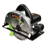 Cumpara ieftin Fierastrau circular de mana Stromo SC2550, 2550 W, 4100 rpm, disc 253 mm, lemn 62 mm, otel 35 mm