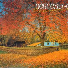 Carte postala CP SM030 Negresti Oas - Muzeul satului - necirculata, Printata