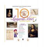 Cele 10 capodopere ale lui Leonardo Da Vinci povestite copiilor