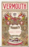 Etichete de vin - Vermouth - interbelica