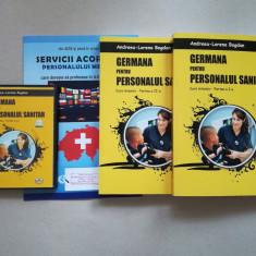Germana pentru personalul sanitar + 3CD