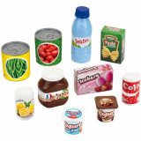 Set Ecoiffier Alimente de la Supermarket