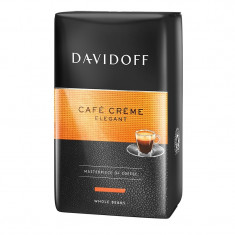 Davidoff Cafe Creme Elegant Cafea Boabe 500g