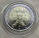 ITALIA moneda 2 euro comemorativa 2021 - ROMA, UNC, Europa, Cupru-Nichel