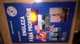 Invatati engleza fara profesor - Curs practic (contine CD) - Emilia Neculai