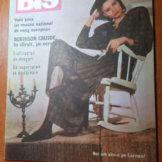 revista flacara bis anul 1,nr. 1 al revistei 1990