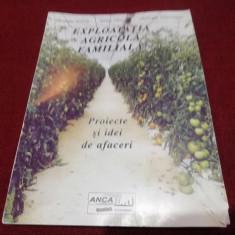 GHEORGHE STANCIU - EXPLOATATIA AGRICOLA FAMILIALA 2002