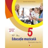 Educatie Muzicala manual pentru clasa a V-a, autor Florentina Chifu