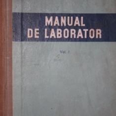 MANUAL DE LABORATOR - MINISTERUL INVATAMANTULUI
