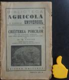 Cresterea porcilor Gaetan Biblioteca Agricola
