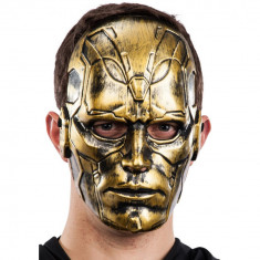 Masca Vision erou Marvel Avengers Razbunatorii party Halloween cosplay +CADOU!, Marime universala, Din imagine