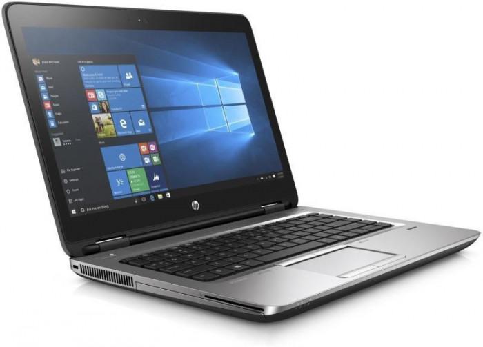 "Laptop HP ProBook 640 G3 cu procesor Intel® Core™ i5-7200U 2.50 GHz, Kaby Lake, 14"", Full HD, 8GB, 256GB SSD, DVD-RW, Intel HD Graphics 620, FingerPri"