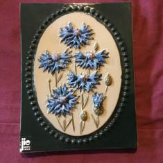 Decor ceramica emailata design Aimo Nietosvuori / JIE Gantofta Suedia / handmade