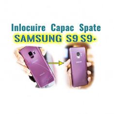 Inlocuire Capac Sticla Spate Samsung Galaxy S9 g960 Samsung Galaxy S9+ g965