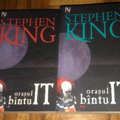 Stephen King - Orasul BantuIT (2 volume noi)