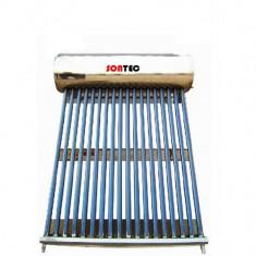 Kit Panou Solar Presurizat Apa Calda din Inox 120 litri SONTEC