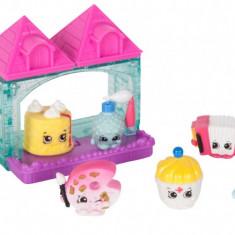 Set 12 figurine Shopkins colectia Europa Pink