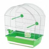 Cușcă pentru papagali MEGI zinc - 43 x 25 x 47cm