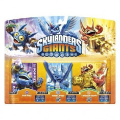 Skylanders Giants Triple: Pop Fizz / Whirlwind / Trigger Happy