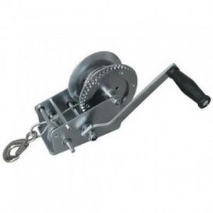 Troliu manual cu cablu, Strend Pro HW-100, capacitate 800 Kg