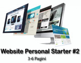 Website Personal Starter #2