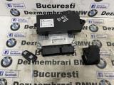 Kit pornire,ECU,CAS,DDE calculator motor BMW E87,E90 118d,318d N47 177