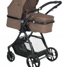 Carucior transformabil 3 in 1 Starlight Beige, Lorelli