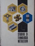 STUDIUL SI TEHNOLOGIA METALELOR-M. VOICU, D. DRIMER, P. SZELL, GH. AMZA SI COLAB.