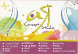 Romania, AR Concept Studio, calendar de buzunar, 2010