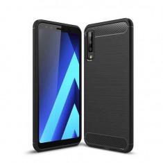 Husa Samsung Galaxy A7 2018-Iberry Carbon Negru