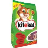 Cumpara ieftin Hrana uscata pentru pisici Kitekat, Vita Legume, 1.8Kg