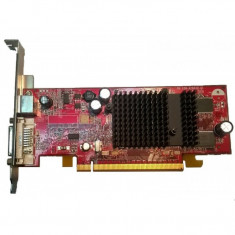 Placa video PCI-E Ati Radeon X600, 128 Mb, DVI, S-out, sh