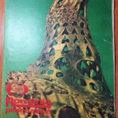 romania pitoreasca mai 1978-art. pipirig,sinaia,ciresu-mehedinti,ocna sibiului