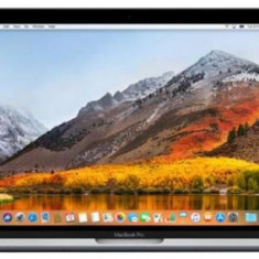 Laptop Apple MacBook Pro 15 Retina (Procesor Intel® Core™ i7 (9M Cache, up to 4.30 GHz), Kaby Lake, 15.4inch, Retina, Touch Bar, 16GB, 512GB SSD, AMD