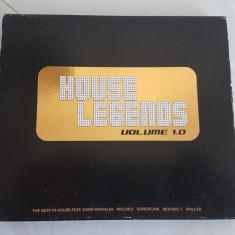 [CDA] VA - House Legends Volume 1.0 - compilatie 2CD