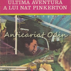 Cumpara ieftin Ultima Aventura A Lui Nat Pinkerton - Doru Davidovici