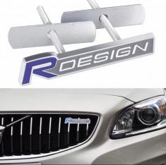Emblema R Design, grila fata Volvo foto