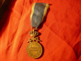 Medalia Serviciul Credincios cl. II cu panglica