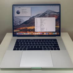 "MacBook Pro 15"" Silver 2.6GHz i7 16GB RAM 512GB SSD"