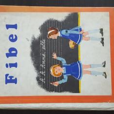 FIBEL - Abecedar limba germana. 1973