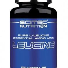 Leucine, 100 capsule