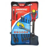 Set chei combinate Crescent CRECX6RWM7 O8 17 mm 7 piese
