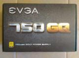 Sursa PC EVGA 750 GQ 210-GQ-0750-V1 80+ GOLD 750W Semi Modulara ECO Mode PSU