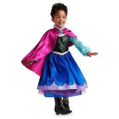 Costum disney anna 5-6 ani