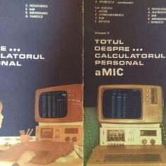 Totul despre calculatorul personal aMIC – A. Petrescu
