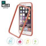 Bumper Silicon iPhone 6 iPhone 6s BeHello orange