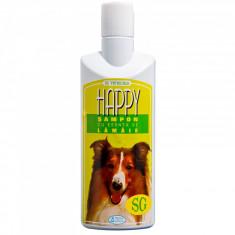 Sampon cu lamaie pentru caini si pisici, Happy SG, Pasteur, 200 ml